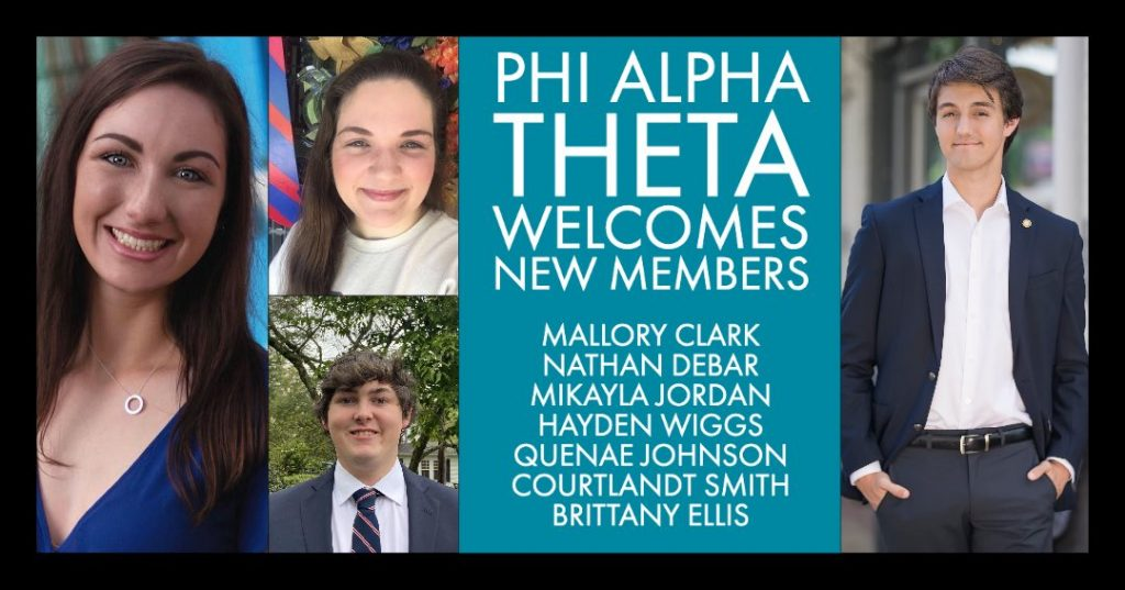 New PAT Members 2020