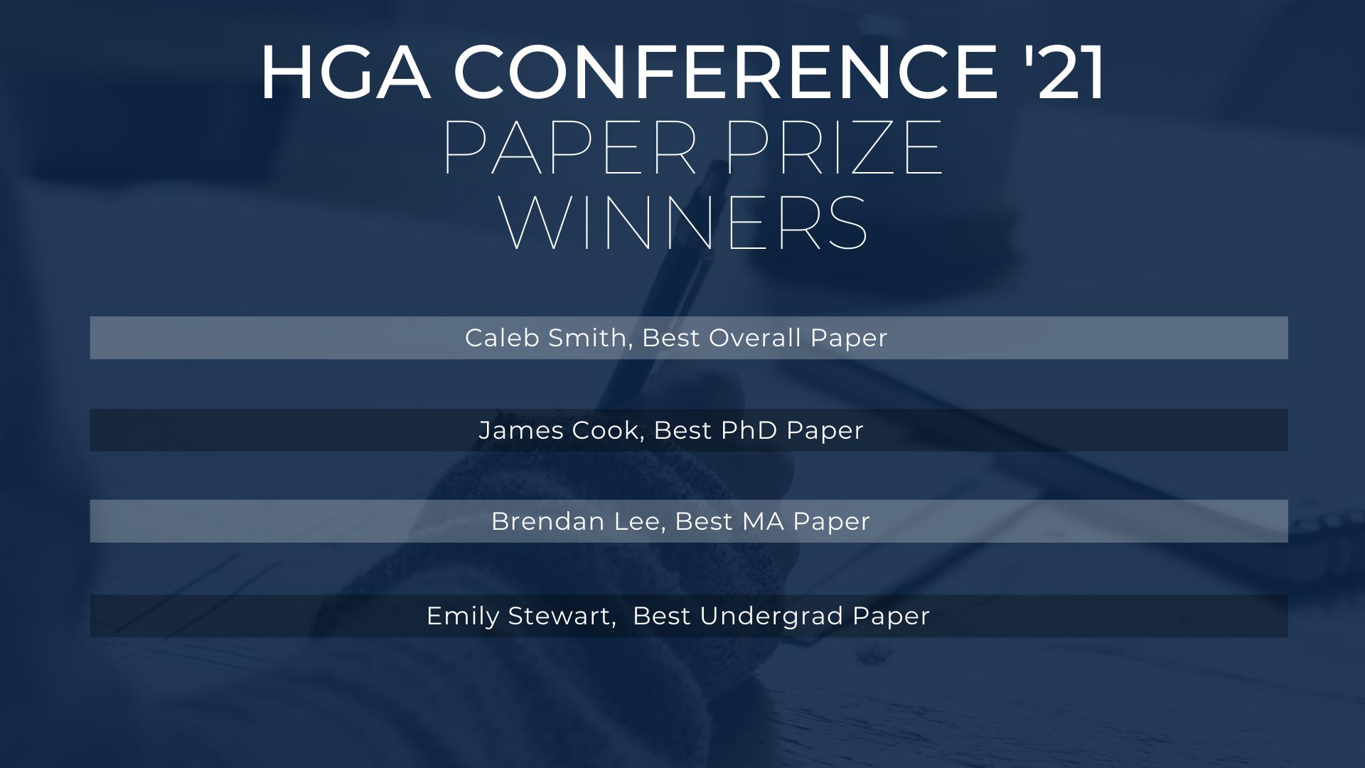 paper winners